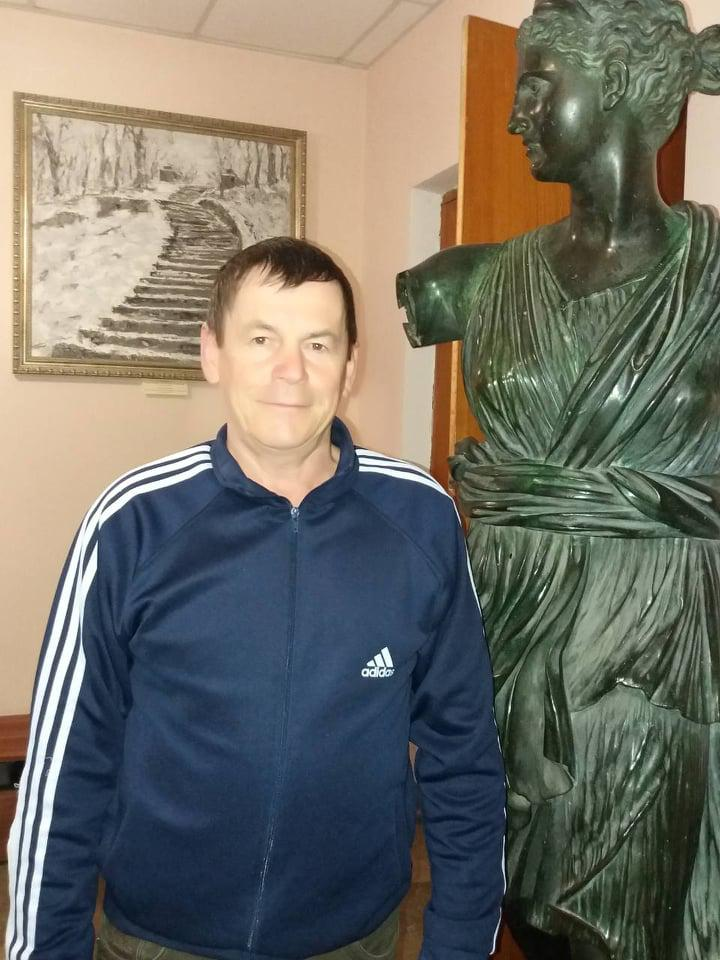 Гусєв Валентин Павлович (м. Київ)