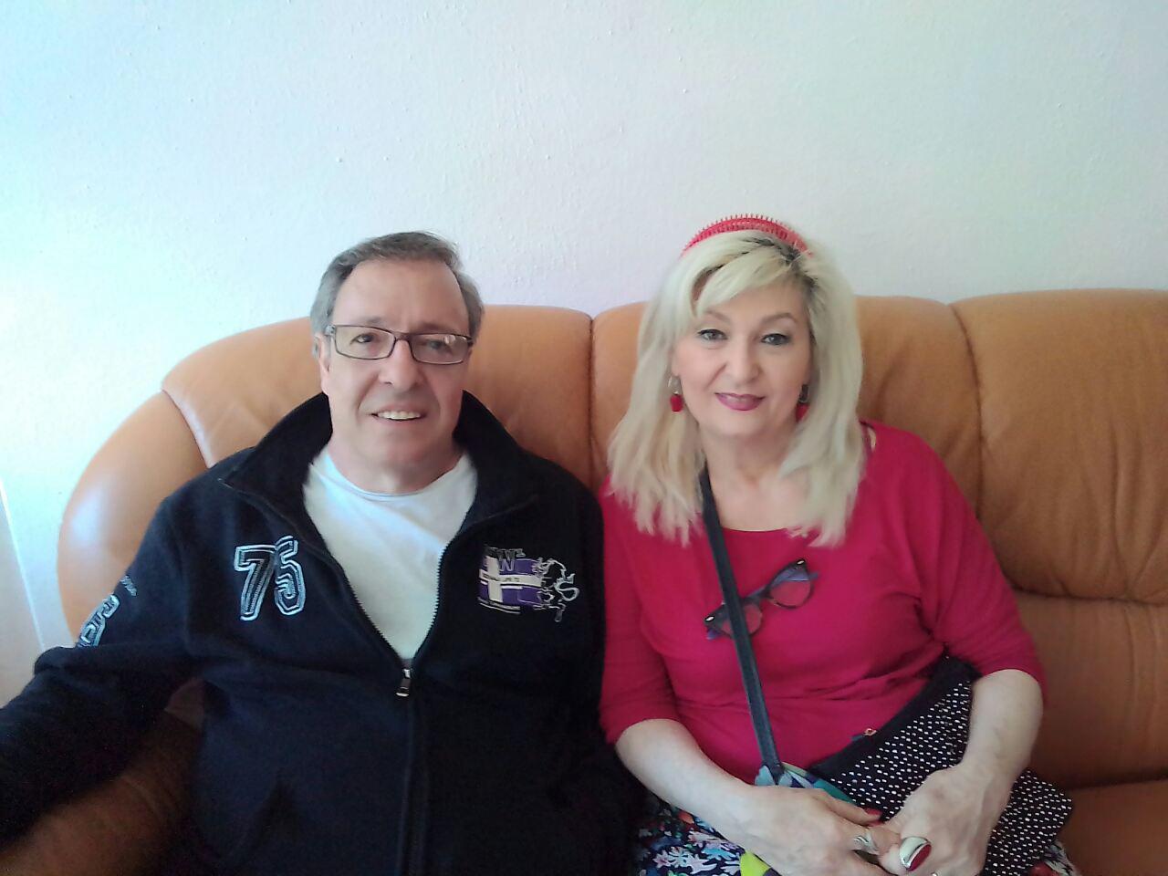 Юлия и Карло - гости из солнечной Италии