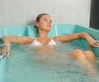 Радоновые ванны - воздействие на организм человека